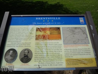 BRENTSVILLE ☆ ☆ ☆ ``The houses generally are in ruin …``