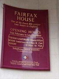 Fairfax House - York, Great Britain.