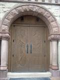 Image for Central Christian Church Doorway - Lexington, KKY