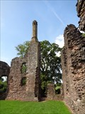 Image for Grosmont Castle - Lonely Chimney - Wales.