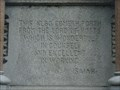 Image for Isaiah 28:29 - The Ether Monument - Boston, MA
