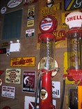 Image for Chevron Gasoline - Heritage Park - Calgary, Alberta