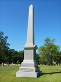 Image for Marais Des Cygnes Massacre Monument - Trading Post, Ks.