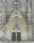 Image for Magdeburger Dom Doorway - Magdeburg, Germany