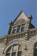 Image for Courthouse Clock - Carrollton, MO