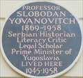 Image for Slobodan Yovanovitch - Queen's Gate Gardens, London, UK