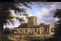 "Image for ""Whittlesford Church"" by Richard Bankes Harraden – St Andrew's Church, Church Lane, Whittlesford, Cambs, UK"