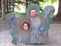 Image for Chahinkapa Zoo~Ape Cutout - Wahpeton, North Dakota