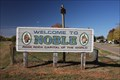 Image for Welcome to Rose Rock Capital of the World -- Noble OK