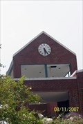 Image for City Hall Clock, New Port Richey, FL
