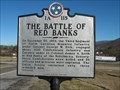 Image for The Battle of Red Banks/Reunion for Boys in Blue - 1A115 - Erwin, TN