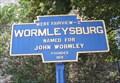 Image for Blue Plaque: Wormleysburg
