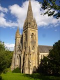 Image for Cathedral Steeple - Llandaff, City of Cardiff, Wales.