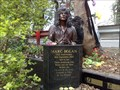 Image for Marc Bolan Memorial (car crash), Queens Ride, Barnes, London