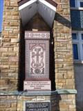 Image for Plaque et monument 1915. Laval-des-Rapides.-Laval-Québec.