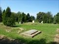 Image for zrušený komunální hrbitov, Príbram, Czech republic