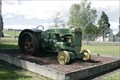 Image for John Deere Tractor — Nightcaps, New Zealand