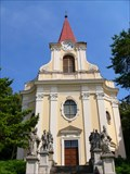 Image for Kostel Povyseni sv. Krize / Feast of the Cross, Zidlochovice, Czech Republic