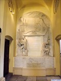 Image for Franklin's Lost Expedition Memorial - Chapel of St Peter & St Paul, ORNC, Greenwich, London, UK