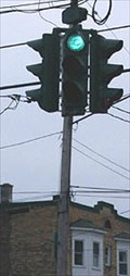 Image for Tipperary Hill - upside down traffic light
