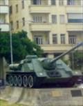 Image for SU-100 Tank Destroyer - Havana, Cuba