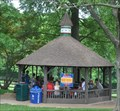 Image for Grant's Farm Bavarian Village Gazebo - Saint Louis, Missouri