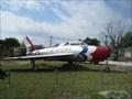 Image for The Republic F-84F Thunderstreak - Wauchula, FL