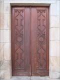Image for Doorway of Igreja de S. Felix - Monção, Portugal