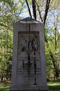 Image for 25th Tennessee Infantry Regiment Monument - Chickamauga National Battlefield
