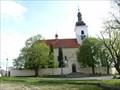 Image for kostel sv. Vavrince - Sedlec-Prcice, okres Príbram, CZ