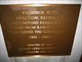 Image for Confederate Memorial - Rabun County