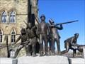 Image for War of 1812 Monument - Monument de la guerre de 1812 - Ottawa, Ontario