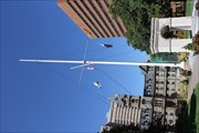 Image for City of Halifax Nautical Flag Pole - Halifax, Nova Scotia