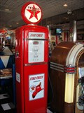 Image for Texaco Pump at Mary Ann's - Derry, NH