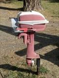 Image for Outboard Motor Mailbox - Wallowa Lake, Oregon