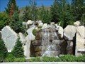 Image for bedrock & Wasatch Waterfall