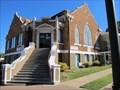 Image for First Baptist Church - Ozark Courthouse Square Historic District - Ozark, Missouri