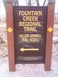 Image for Willow Springs Trail Access  - Widefield, CO