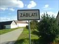 Image for Zablati, Czech Republic, EU