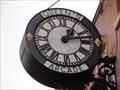 Image for Queens Arcade clock – Leeds, UK