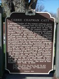 Image for Carrie Chapman Catt