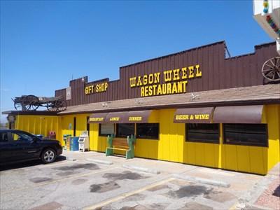 Wagon Wheel Restaurant ~ Route 66 ~