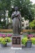 Image for Statue of Her Majesty Queen Elizabeth II -- Winnipeg, MB