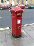 Image for Replica or not - Victorian Postbox, Bath, Avon