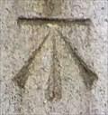Image for Cut Bench Mark - Putney Bridge, London, UK