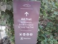 Image for Art Trail - Crystal Bridges Museum - Bentonville AR