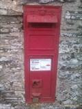 Image for Victorian Post Box Trebarwith Road, Trebarwith, Cornwall