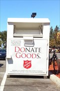Image for Salavation Army Donation Box - Milpitas, CA