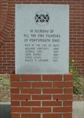 Image for Firefighter Memorial  -  Portsmouth, OH