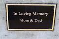 Image for Mom & Dad - Priest River, Idaho